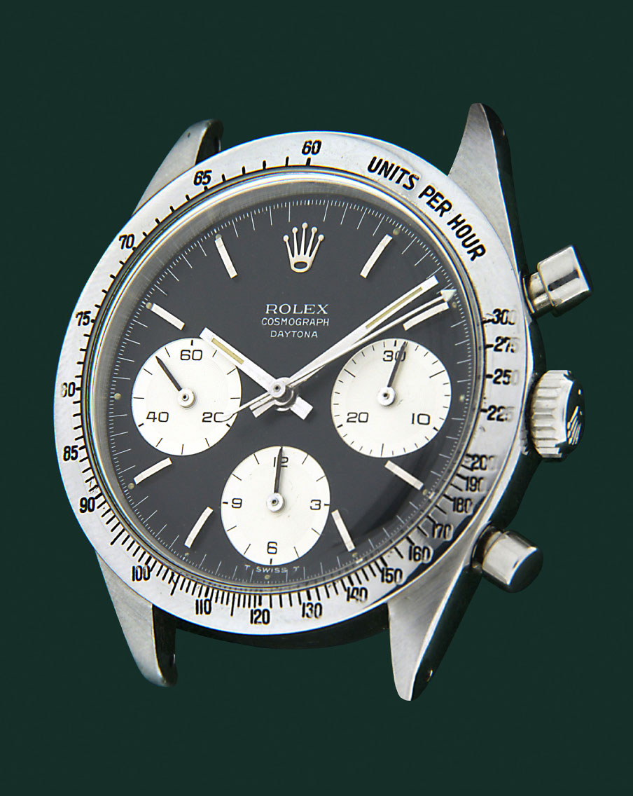 ROLEX DAYTONA DOUBLE T SWISS T 6239