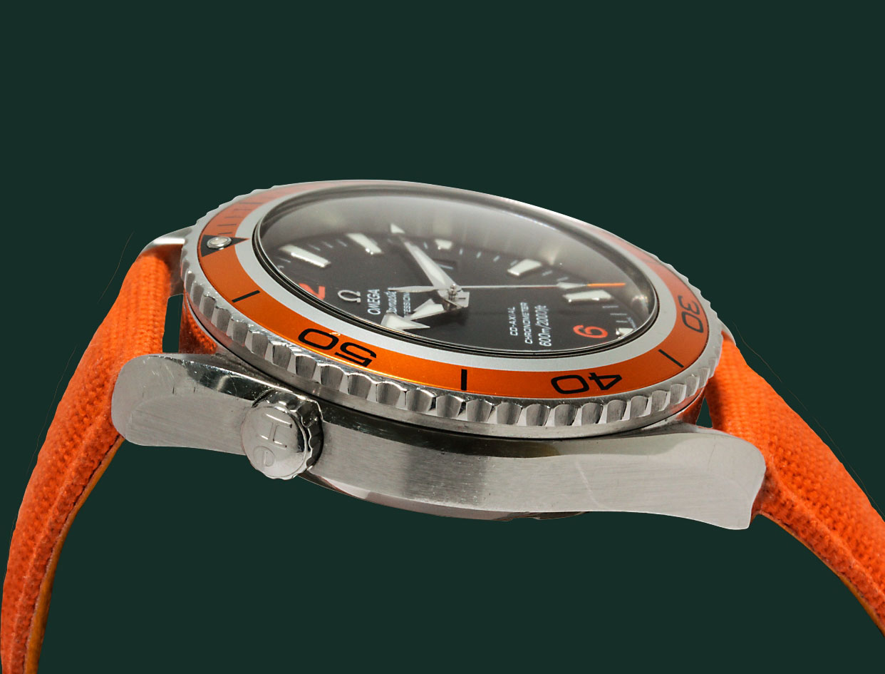 LATERALE OMEGA SEAMASTER PLANET OCEAN